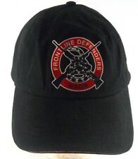 Frontline Defenders NAGR National Association For Gunrights Strapback Cap Hat