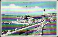 Postcard - Devon - Plymouth Hoe