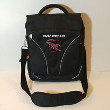 Dalbello Ski Boot Logo Padded Computer Bag with Backpack Straps Never Used