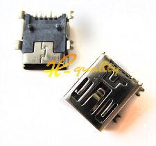 20Pcs Mini USB Type B Female 5-Pin SMT SMD Socket Jack Connector Port PCB Board