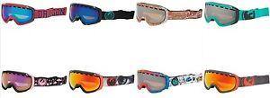 Dragon Rogue Goggles Winter Ski Snow Goggles Ionized Lens NEW $140