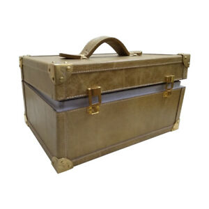 Leather Gifting Box, Mini Storage Trunk