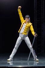 "Freddie Mercury ""Live At Wembley Stadium"" S.H. Figuarts Action Figure (Bandai)"