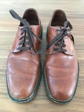 4781648d683 Mens Cole Haan Lace Up Dress Shoes Size 8d Brown Leather