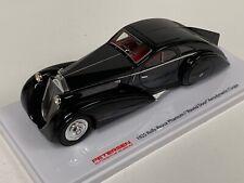 1/43 True Scale TSM 1925 Rolls Royce Phantom I Round Door Peterson Museum D174
