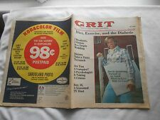 GRIT-7-5-1981-DAVID ARMSTRONG:PORTRAIT OF AN ARTIST WHO'S IN LOVE WITH THE LAND