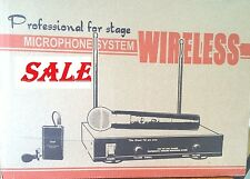 ITC  Professional VHF Wireless Microphone System+ Recever