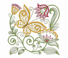 Flowers Embroidery Design CDs