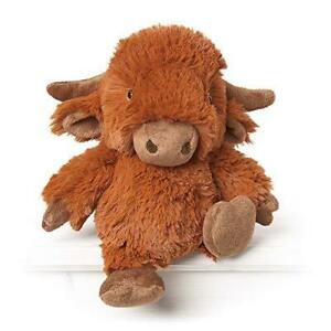 All Creatures Hamish The Highland Cow Medium Soft Toy