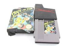 NES Nintendo Skate Or Die Game PAL UK No Instructions