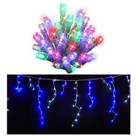480 Bright LED String Christmas Light Static Xmas Tree Window Decoration Festive