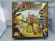 Village Pegasus Spiele 100% Vollständig NEU ungespielt 1300
