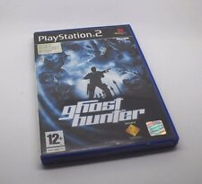 Ghost Hunter  PS2 PLAY STATION PS 2