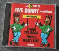 Jive Bunny ans the mastermixers, megamaxi , CD