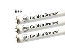 Wolff GoldenBronze F71 T12  100/120W Bi-Pin Tanning Bed Bulbs - 10 Bulbs