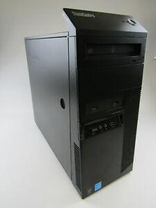 Lenovo ThinkCentre Tower PC M93p Intel i5-4570 8GB 1TB HDD Windows 10 Pro