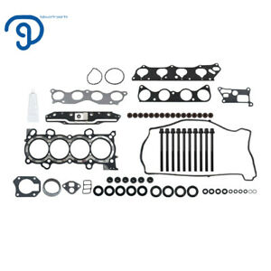 Fit For 03-06 Honda Accord Element 2.4 DOHC K24A4 Head Gasket Bolts Set