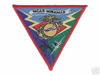 MCAS USMC MARINE CORPS MIRAMAR AIR STATION PATCH