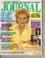 BARBARA WALTERS Ladies' Home Journal Magazine 4/98 MICHELLE PFEIFFER TOM HANKS