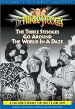 The Three Stooges Go Around the World in a Daze (DVD, 2003) - NEW!!