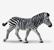 Big Zebra Replica #111489 ~ Free Ship/Usa w/ Purchase $25+ Safari, Ltd. Products