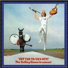 The Rolling Stones in concert Get yer ya-ya 's Out! DSD vinyl LP 2003 Neuf Scellé
