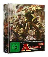 Alamo Blu Ray Mediabook - John Wayne (Inkl. Director's Cut 202 min. Langfassung)