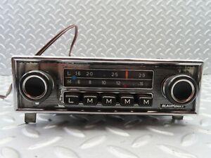 ⚙6993⚙ BLAUPUNKT FRANKFURT Vintage Classic Car Radio