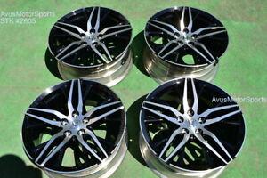 "19"" Honda Accord Touring OEM Factory Wheels 2021"