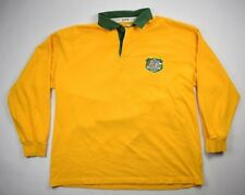 Cotton Traders AUSTRALIA RUGBY COTTON TRADERS LONGSLEEVE XL Shirt Jersey Kit