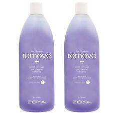 Zoya Remove 3 in 1 Remover 32 Oz - Pack of 2