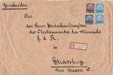WWII European Stamps Good (G)
