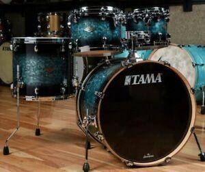 TAMA Starclassic Performer Drum Kit MBS42S-MSL Molten Steel Burst