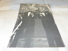 FRED ASTAIRE & GENE KELLY - Mini poster Noir & blanc 1 !!!