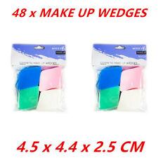 48 X Cosmetic Makeup Wedges Sponges | Beauty Blender Foundation Applicator Tool
