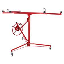 Drywall Lift Plasterboard Sheetrock Lifter Hoist Carrier Safety Lock 150lbs 11ft