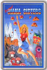 The Great Giana Sisters Commodore Spectrum Fridge Magnet Fridge Magnet