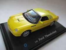 Ford Thunderbird Hardtop Coupe in gelb giallo jaune yellow, American Mint 1:43!