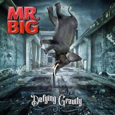 MR BIG - Defying Gravity CD + DVD