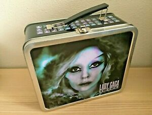 Lady Gaga _ The Born This Way Ball Metal Box complete with items Tour 2012 RARE!