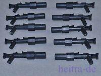 Little Arms - 10 x Heavy Rifle / Waffen für LEGO Star Wars Clone Trooper NEUWARE
