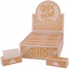 Rips Rolling Paper - Hemp King Size  24 Packs