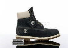 TIMBERLAND Women's AF 6IN Premium Navy Blue Marl 65629 US 5.5 6.0 8.0 8.5 9.0