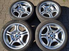 BMW 3er E46 original 17 Zoll Styling 68 M Alufelgen 7,5x17 ET41, 8,5x17 ET50