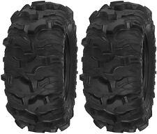 Pair 2 Sedona Buzz Saw Xc 26x9-12 Atv Tire Set 26x9x12 26-9-12(Fits: More than one vehicle)