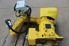 FANUC ARCMATE 120I ROBOT ARM, NO RJ3 CONTROL, YEAR 2000, with handling attachmen