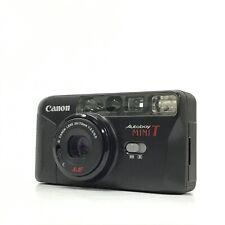 Canon Autoboy Mini T Black 38-70mm F3.5-6.0 Point & Shoot Film Camera EXC+ TK03E