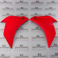 HONDA CBR125R CBR150R FRONT LEFT + RIGHT FAIRING PANEL COVER MILLENNIUM RED 2011