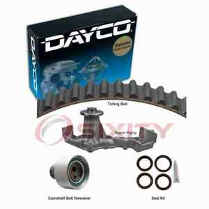 Dayco Timing Belt Kit with Water Pump for 2000-2004 Nissan Xterra 3.3L V6 or