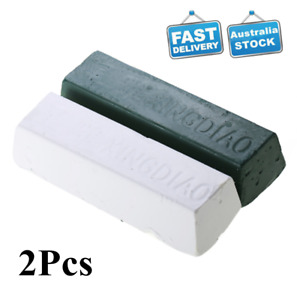 White&Green Sharpening Polishing Paste Compounds for Steel Hard Metals Abrasive